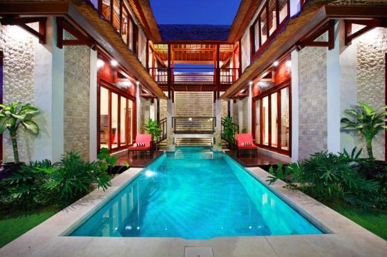 ----- Villa Bukit Lembongan (1)