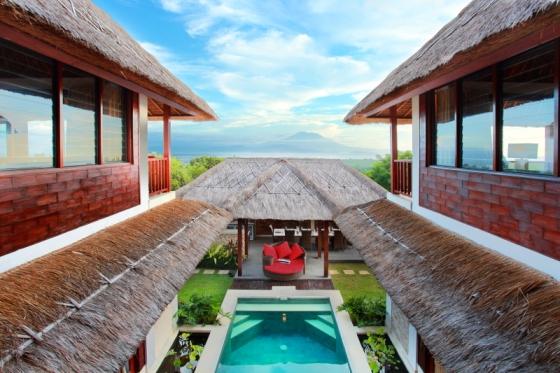 ----- Villa Bukit Lembongan (2)